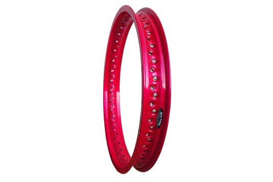 Aro Aluminio Roda 1.85 x 18 72 Furos Pink Neon Viper