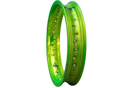 Aro Aluminio Roda 2.15 x 14 36 Furos Verde Viper