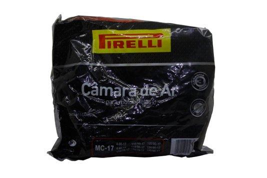 Câmara De Ar Pirelli Para Moto Aro 17 Bros