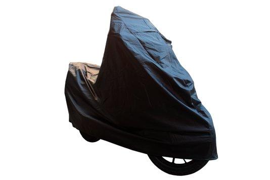 Capa Para Cobrir Moto Impermeavel Peluciada Delta GG
