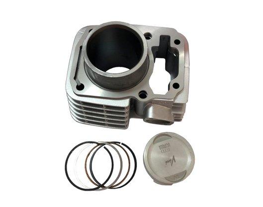 Cilindro Motor Com Pistão e Aneis CG150/FAN150/BROS 150