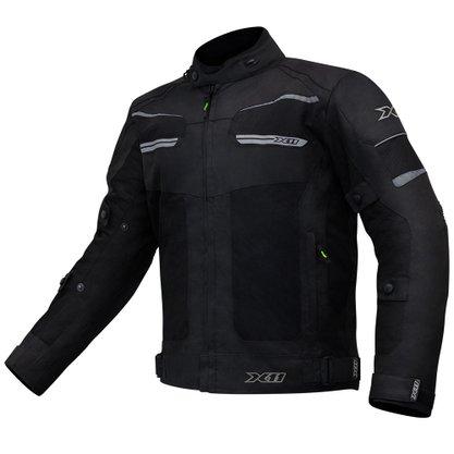 Jaqueta Segurança X11 Breeze Masculina Preto
