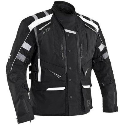 Jaqueta Segurança X11 TRAVEL Preto/Branco