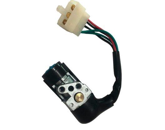 Kit Chave de Ignição Completa BIZ 100