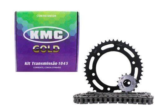 Kit de Relação Moto Fazer 250 Completa Com Retentor KMC