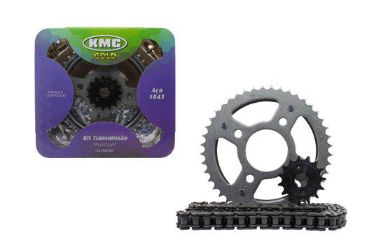 Kit de Relação Moto Titan 160 Completo Com Retentor KMC