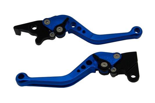 Manete Esportivo Com Regulagem Freio A Disco Azul Claro Dannixx