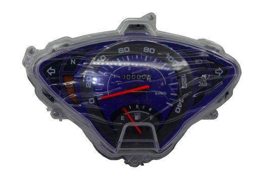 Painel Completo Moto Honda Biz 125 2011 KS Duramax