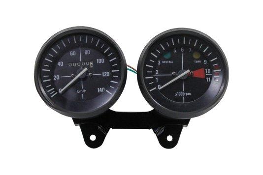 Painel Completo Moto CG 79 até 82 Velocímetro e Cortagiro