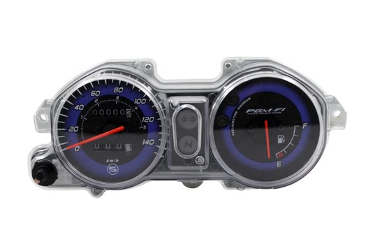 Painel Completo Moto Titan 150 ESD 2009 2010 Smart Fox