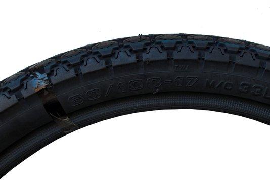 Pneu Moto Dianteiro 60/100 - 17 Honda Biz Pirelli