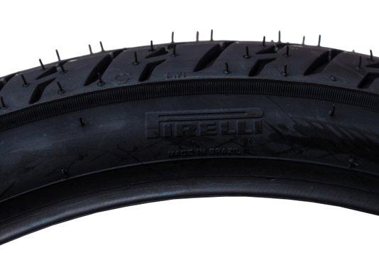 Pneu Moto Traseiro 90 90 x 18 CG 125 Titan Fan Pirelli