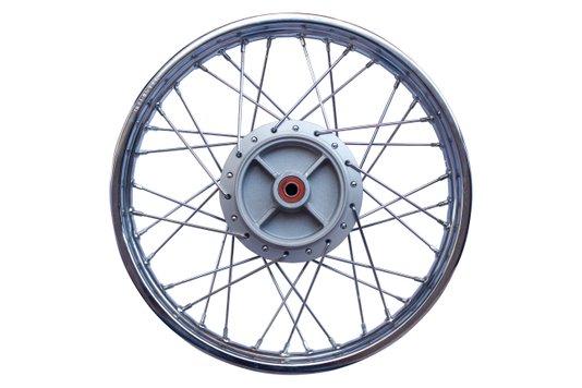 Roda Traseira Completa 18x1.85 Moto Fan 125 2009 2014