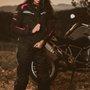 Jaqueta Segurança Impermeável X11 ONE 2 Feminino Preto com Rosa