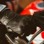 Luva Motoqueiro Motociclista Couro X11 Route 2